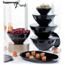 Conjunto Tupperware 6 Peças Super Luxo Policarbonato
