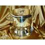Elegante,refinado Rechaud Vintage Prata Banho St.james,déc70