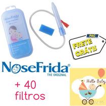Nosefrida + 40 Filtros