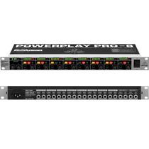 Amplificador Distribuidor Fones Power Play Ha 8000 Behringer