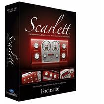 Scarlett Plug-in Suite Vst / Au E Rtas Mixagem Profissional