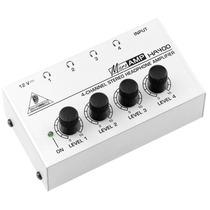 Amplificador De Fone Powerplay Ha400 Behringer Envio No Dia!