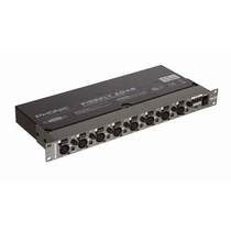 Pré Amplificador 8 Canais Para Microfone Ada 8 Firely Phonic