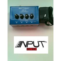 Amplificador De Fone De Ouvido Gottomix C/ 4 Saidas