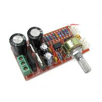 Pré Amplificador De Áudio Com 2x Opamp Ne5532 Placa Montada