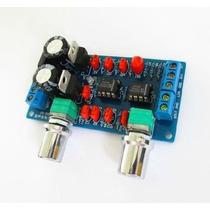Placa Pré Amplificadora Para Subwoofer Frequencia´- 22-210hz