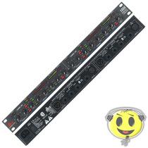 Processador Dbx 1066 Compressor Limiter Gate 110v - Kadu Som