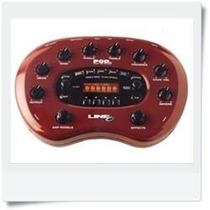 Modelador De Amplificadores Line 6 Pod Xt Na Cpmusic