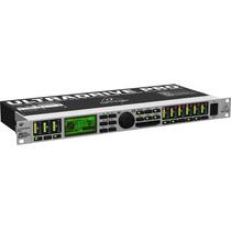 Processador Digital Behringer Dcx 2496
