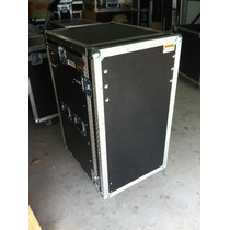 Road Case Rack 16u E Mesa De Som