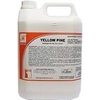 Detergente Desengraxante Neutro Yellow Pine 5 Litros Spar...