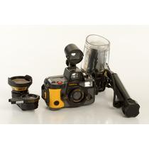 Câmera Fotográfica Para Fotos Subaquáticas (mergulho)