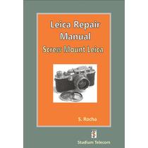 Livro Fotografia Maquina Leica! Em Inglês,by Studium