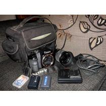Câmera Fotográfica Sony Alpha 100