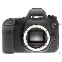 Camera Digital Canon Eos 6d Somente Corpo Com N/f