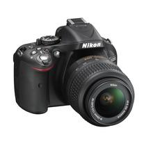 Câmera Nikon D5200 Kit 18-55mm + Bolsa+cartão 32 Gb+tripé