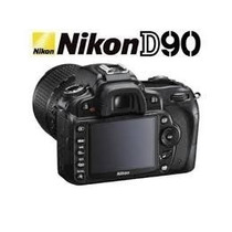 Nikon D90 Kit Lente 18-105 + 8gb + Bolsa + 2 Bateria + Grimp