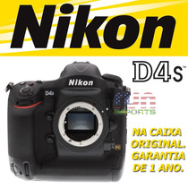 Nikon D4s 16.2mp 11fps Full Hd Digital Slr Camera - Corpo