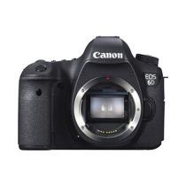 Camera Canon Eos 6d Nova Na Caixa + Sd 32gb Nota Original
