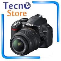 Câmera Profissional Nikon D-3100 Lente 18-55mm 14mp Full Hd
