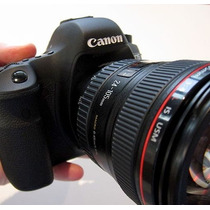 Câmera Canon Eos 6d + 24-105mm +16gb Sandisk +case +tripe