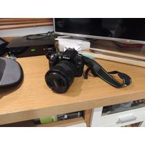 Nikon D90 + Lente Nikkor 18-105mm F/3.5-5.6