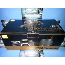 Kit Nikon D7200 + 18-105g Vr - Em Recife