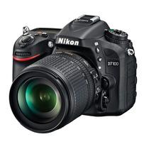 Câmera Profissional Dslr Nikon D7100 18-105mm Vr Lente