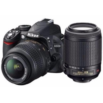 Camera Nikon D3100 Kit 18-55mm Full Hd + 16gb Brinde