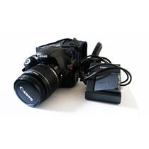 Canon Câmera Eos Rebel T3 + Lente Ef-s18-55mm - Pouco Click