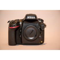 Nikon D800e Em Excelente Estado (com Menos De 9 Mil Cliques)