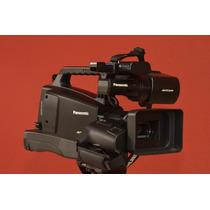 Filmadora Profissional Panasonic Ag-hmc80p - Usa Cartãosdhc