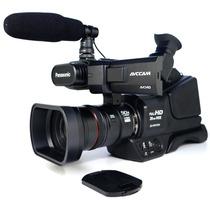 Filmadora Panasonic Ag Ac8 Alta Definição Nova Revolução