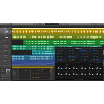 Logic Pro X 10.2 (mac) 2015