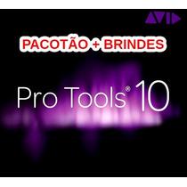 Pro Tools 10 + Super Pacote De Plugins + Curso
