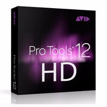 Pro Tools 12 Hd + Waves 9.30 (somente Win) Envio Por E-mail