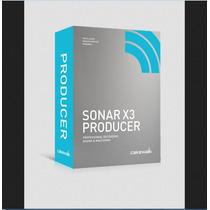 Sonarx3+pro Tools 10+ezdrummer2+waves9+melodyne+soundforge11