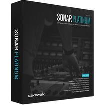 Cakewalk Sonar Platinum X4