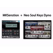Neo Soul Keys 5x + Mksensation (pianos Eletricos) Vst Plugin