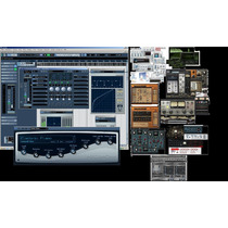 Plugins Vst,cubase,nuendo,waves,kontakt,komplete, Pro Tools