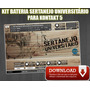 Samples Para Kontakt - Kit Bateria Sertanejo Universitário