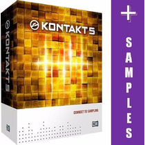 Kontakt 5.5 Win-mac Com +de 43 Gb De Samples + Frete Gratis