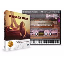 Native Instruments Alicia´s Keys Piano Lite Download