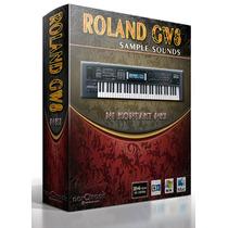 Samples Roland_gw8 253 Instrumentos Nki 50,00 Frete Grátis