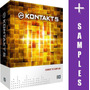 Kit Samples Kontakt 10 Dvds + Brinde Nki Vst Plugin