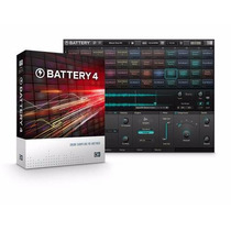 Native Instruments Battery 4 Completo Pc/mac