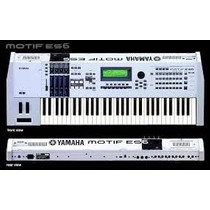 Samples Yamaha Motif Es8 Para Kontakt Frete Gratis