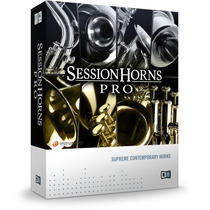 Native Instruments Session Horns Pro Frete Grátis
