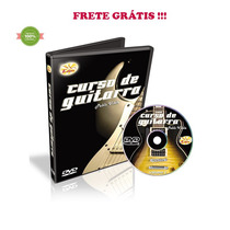 Curso Dvd Video Aula Guitarra Pablo Vilela Volume 1 Frete !!