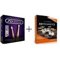 Addictive Drums 2 + Ezdrummer 2 30 Expansões